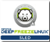 Deep Freeze Linux - SuSE Linux Enterprise Desktop for Novell (SLED)