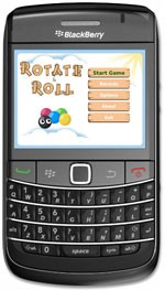 Rotate and Roll for BlackBerry