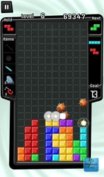 Tetris for PlayBook