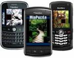 MiaPuzzle for BlackBerry
