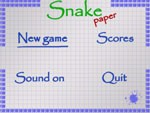 Paper Snake Free For Blackberry