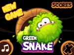 Green Snake Free For Blackberry