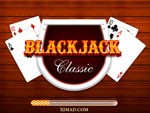 Blackjack Classic For Blackberry