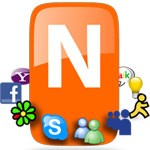 Nimbuzz Messenger for BlackBerry