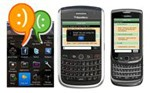 ChatGirl for BlackBerry