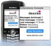 Dexrex SMS Backup for BlackBerry