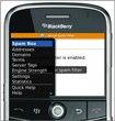 Antair Spam Filter for BlackBerry 3.0.9