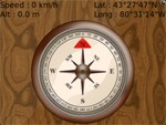 Compass for BlackBerry