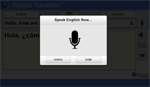 iSpeech Translator For Blackberry