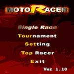 MotoRacer 3D for Symbian
