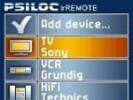 Psiloc Infrared Remote Control (Symbian)