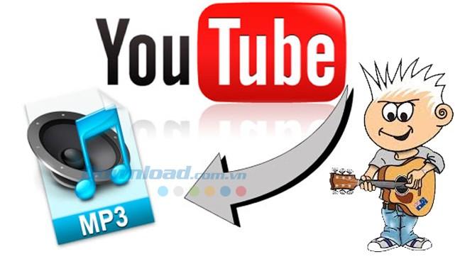 Comment télécharger YouTube MP3 ne pas utiliser le logiciel