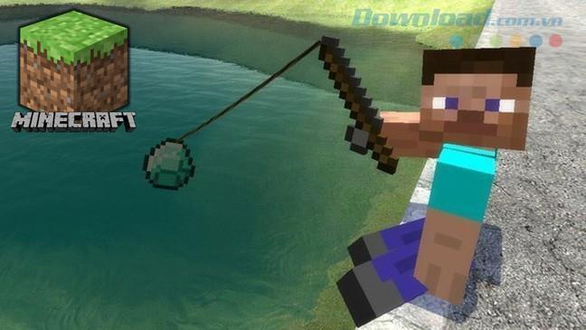 To Fish In The Game Minecraft Efficiency - Minecraft pc offline spielen
