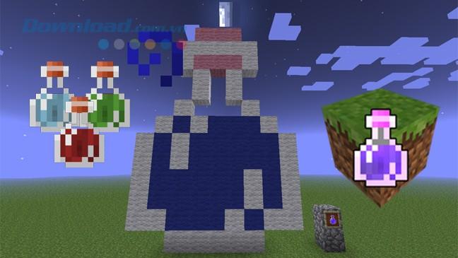Mischen Drogen Im Spiel Minecraft - Minecraft spielen sofort