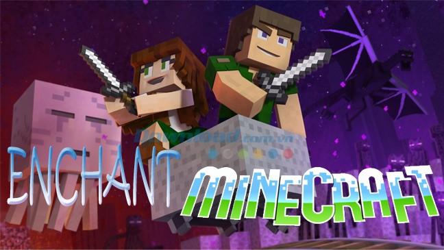 Alle Behinderungen In MinecraftSpiel Verzaubern - Alle minecraft spiele kostenlos spielen