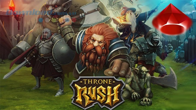 Free Tips for Diamond Rush game Throne