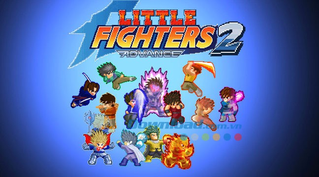 how to play the game little fighter 2