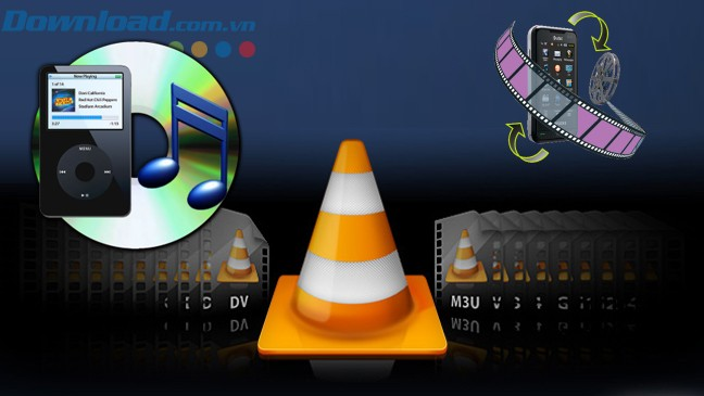 how to convert vlc to play on wmp