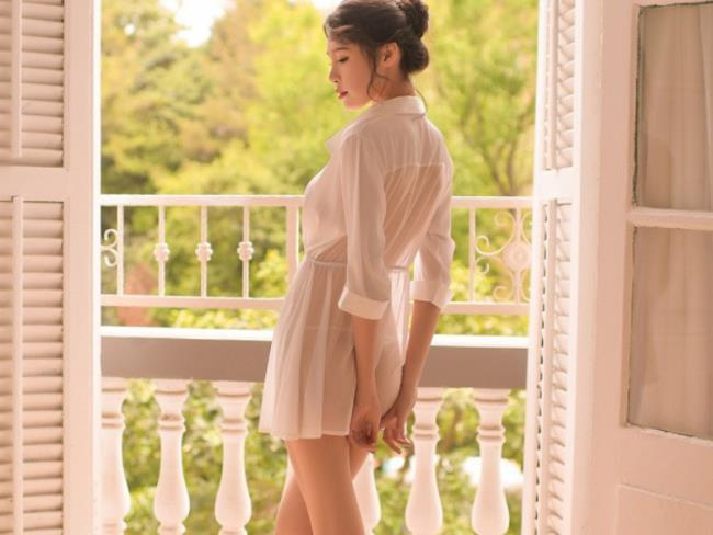 पायजामा पहने सबसे खूबसूरत लड़कियों का सारांश