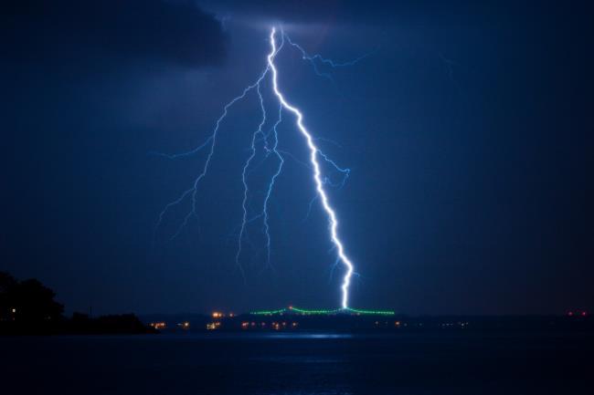 Zusammenfassung der schönsten Blitzbilder