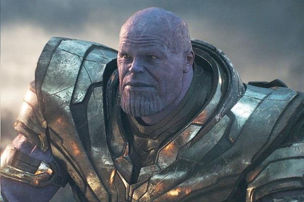 Koleksi gambar Thanos sebagai wallpaper terbaik