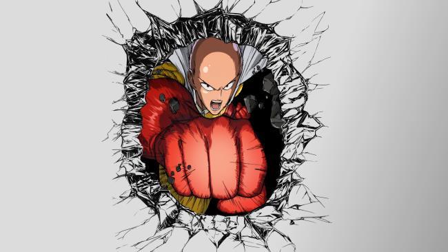 خلاصه ای از زیباترین تصاویر One Punch Man
