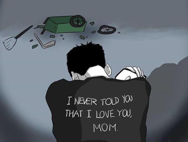 خلاصه تصویر پسر غمگین گریه می کند