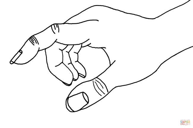 Sammlung der besten Handmalbilder für Kinder