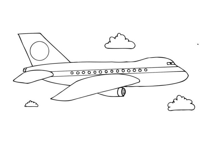 ملخص أجمل صور تلوين الطائرات