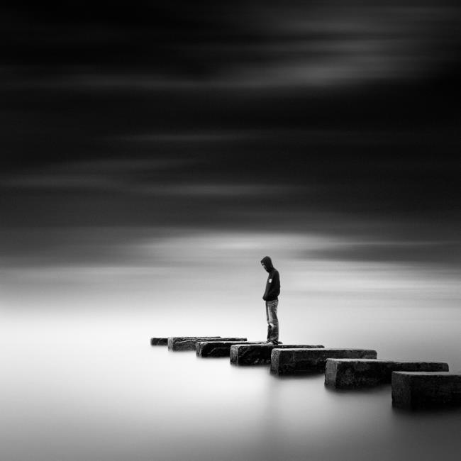 Sammlung von Facebook Wallpaper von einsamer und trauriger Stimmung