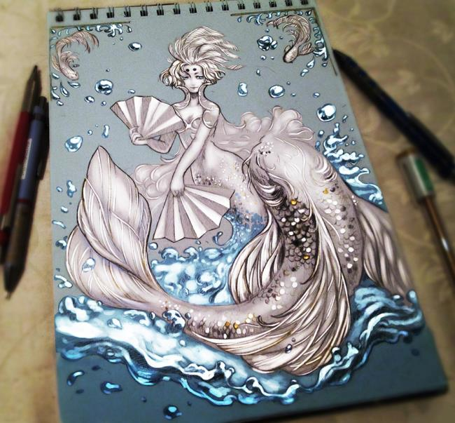Gallery of the most beautiful Pisces