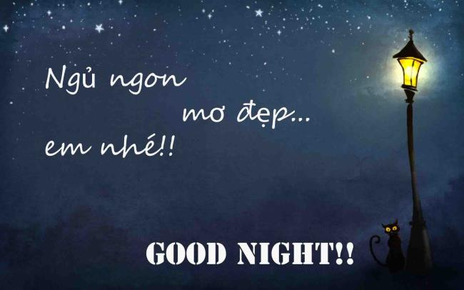 آرزوها ، شب بخیر