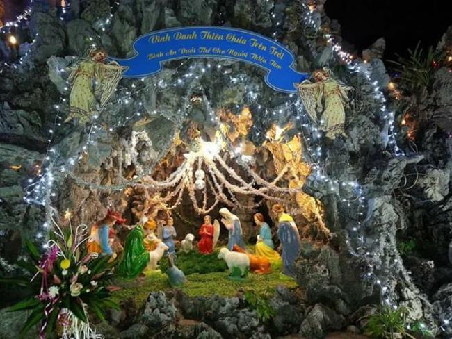 सबसे सुंदर क्रिसमस गुफा पैटर्न का संग्रह