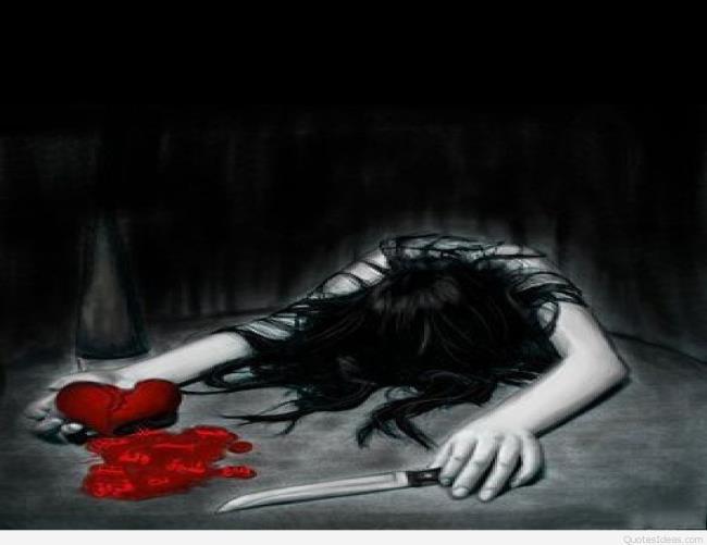 Koleksi patah hati sedih dan sedih gambar