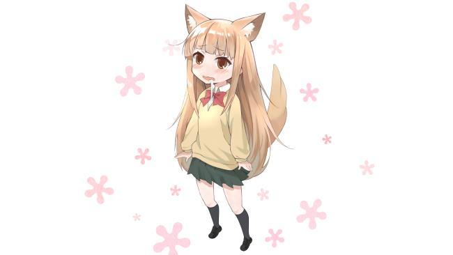 Koleksi wallpaper chibi Anime yang paling lucu
