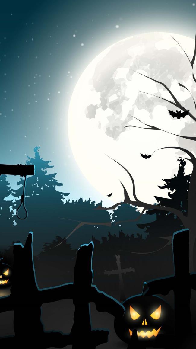 Overzicht van de mooiste beelden over het Halooween festival