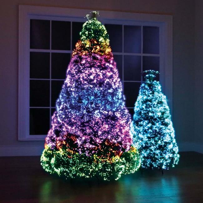 مجموعة من أجمل صور شجرة عيد الميلاد