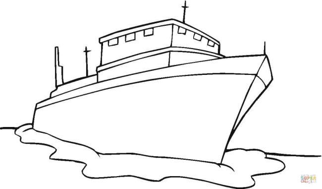 बच्चों के जहाजों के लिए सबसे सुंदर रंग चित्रों का सारांश