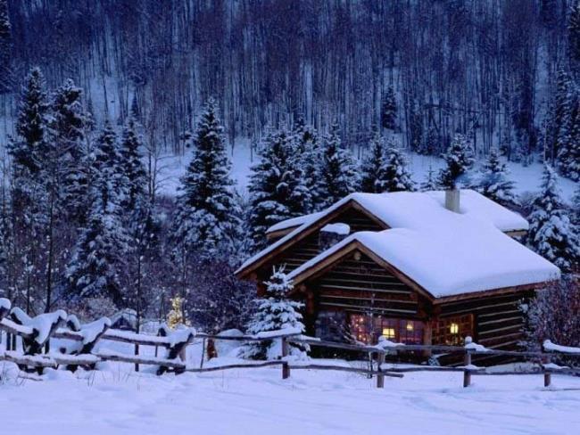 सबसे सुंदर सर्दियों की छवियों का संग्रह