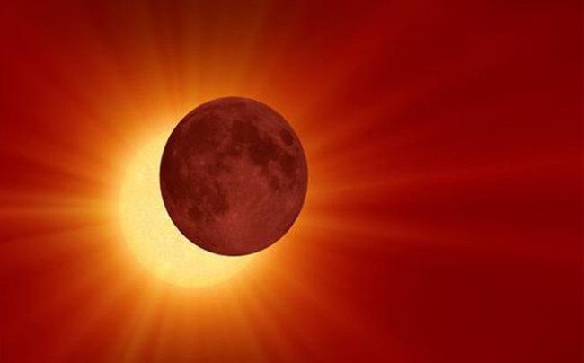 Sammlung der schönsten Blood Moon Bilder