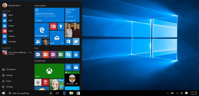Sistem operasi Windows 10 dijangka membuka era baru untuk Microsoft