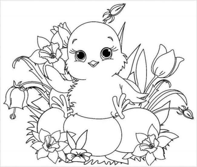 3 वर्षीय बच्चों के लिए सुंदर और सरल रंग चित्रों का सारांश