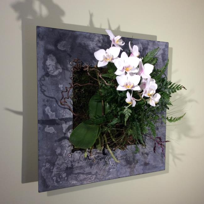 Die schönen Orchideenwandbilder 27