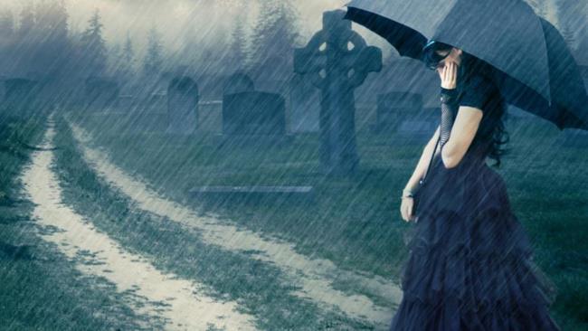 Резюме грустных изображений приносит много признаний