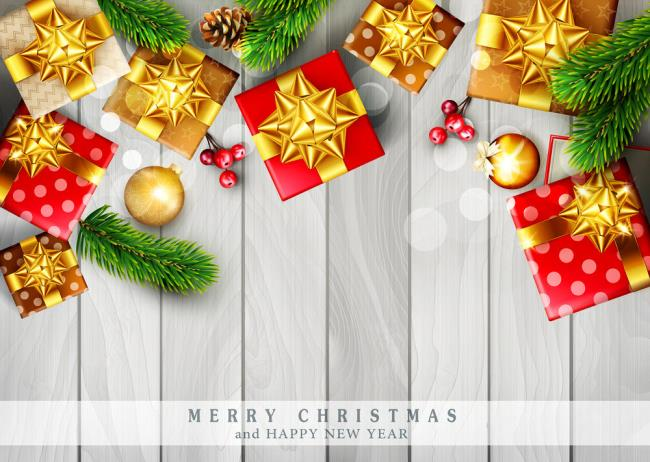 Collection of the most beautiful Christmas background patterns