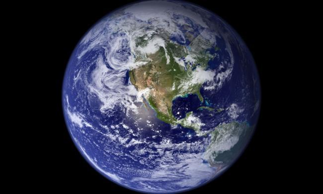 सबसे सुंदर पृथ्वी छवि का सारांश