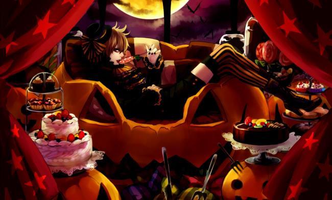 مجموعه زیباترین تصاویر انیمیشن هالووین
