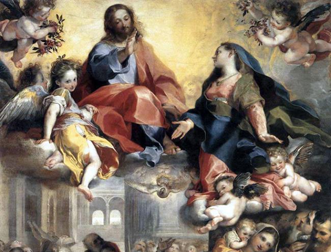 Синтез самого прекрасного образа Марии