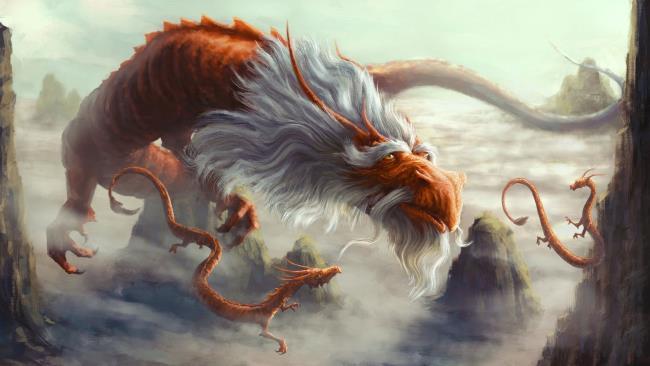 शीर्ष 50 सबसे सुंदर ड्रैगन चित्र