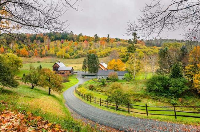 Sammlung der schönsten Herbstbilder